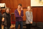 march 18 bouffet - G. Mayrhofer, K. Nepelski and M. Poleukhina
