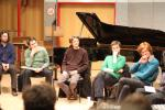 impuls 2011 Graz, composers discussion